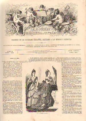 LA MODA DEL CORREO DE ULTRAMAR. TOMO 3: VV. AA.