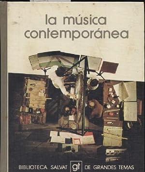 LA MUSICA CONTEMPORANEA: VV. AA.