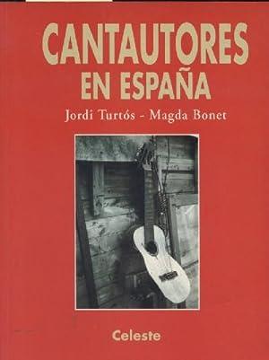 CANTAUTORES EN ESPAÑA: TURTOS, JORDI; BONET, MAGDA