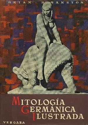 MITOLOGIA GERMANICA ILUSTRADA: BRANSTON, BRIAN