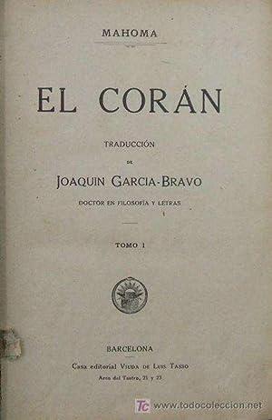 EL CORAN: MAHOMA