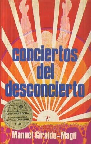 CONCIERTOS DEL DESCONCIERTO: GIRALDO-MAGIL, MANUEL