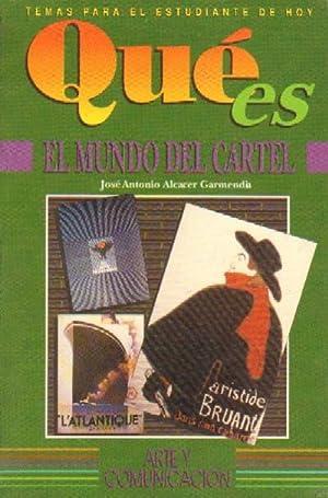 EL MUNDO DEL CARTEL: ALCACER GARMENDIA, JOSE ANTONIO