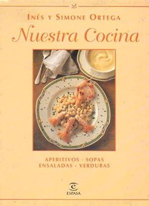 NUESTRA COCINA: ORTEGA, INES Y
