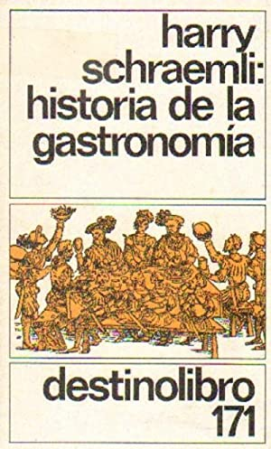 HISTORIA DE LA GASTRONOMIA: SCHRAEMLI, HARRY