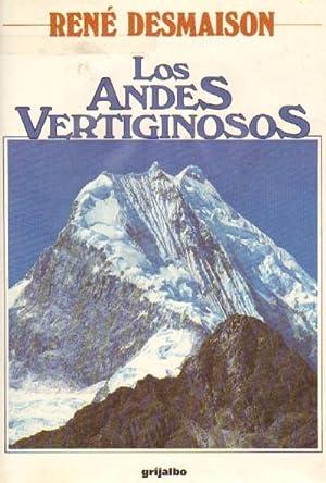 LOS ANDES VERTIGINOSOS: DEMAISON, RENE