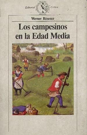 LOS CAMPESINOS EN LA EDAD MEDIA: ROSENER, WERNER