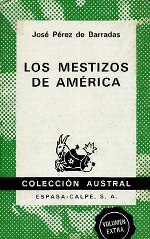 LOS MESTIZOS DE AMERICA: PEREZ DE BARRADAS,
