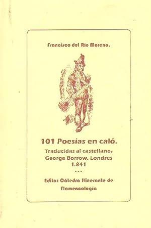101 POESIAS EN CALO: DEL RIO MORENO, FRANCISCO