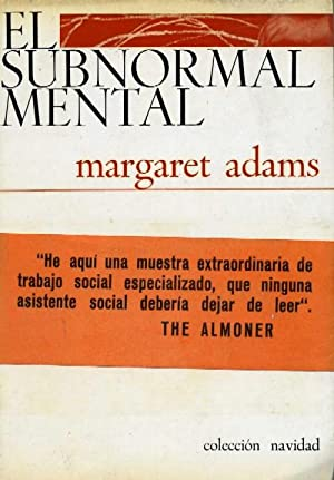 EL SUBNORMAL MENTAL