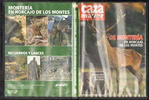 RECUERDOS Y LANCES. CAZA MAYOR. DE MONTERIA: VV.AA.