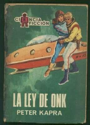 LA LEY DE ONK.: KAPRA, PETER.