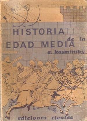 HISTORIA DE LA EDAD MEDIA: KOSMINSKY, E. A.