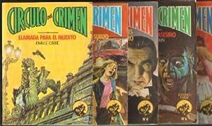 CIRCULO DEL CRIMEN. EDICIONES FORUM: VV. AA.