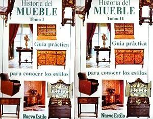 HISTORIA DEL MUEBLE 2 TOMOS. GUIA PRACTICA: VV.AA.