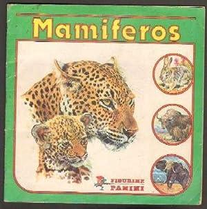 MAMIFEROS. PANINI: VV. AA.