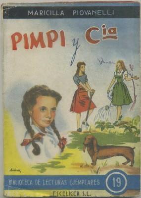 PIMPI Y CIA. BIBL. LECTURAS EJEMPLARES Nº: PIOVANELLI, MARICILLA