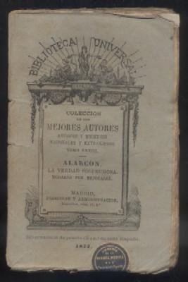 LA VERDAD SOSPECHOSA. BIBLIOTECA UNIVERSAL. COL. MEJORES: RUIZ DE ALARCON,JUAN