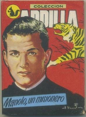 MANOLO, UN MISIONERO. COLECCIÓN ARDILLA Nº 125: PANYABY