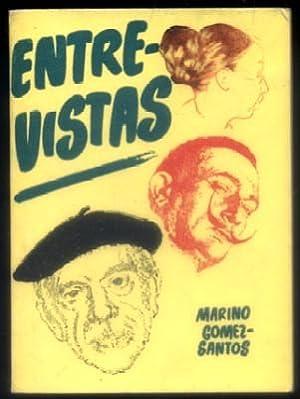 ENTRE-VISTAS. COLECCIÓN PULGA Nº 191.: GOMEZ-SANTOS, MARINO.