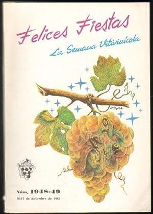 REVISTA LA SEMANA VITIVINICOLA Nº1948 Y 1949: VV. AA.