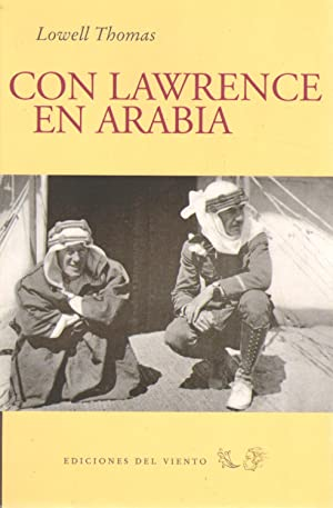 CON LAWRENCE EN ARABIA.