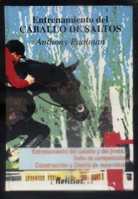ENTRENAMIENTO DEL CABALLO DE SALTOS.: PAALMAN, ANTHONY.