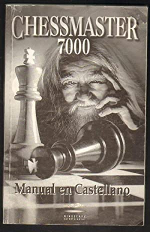 CHESSMASTER 7000 PC (MANUAL EN CASTELLANO)