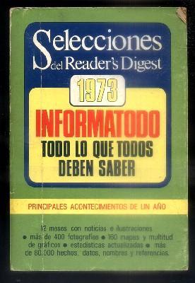 INFORMATODO 1973. TODO LO QUE TODOS DEBEN: VV.AA.