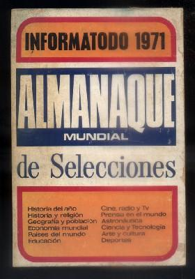 INFORMATODO 1971. ALMANAQUE MUNDIAL DE SELECCIONES.: VV.AA.
