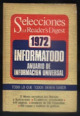 INFORMATODO. ANUARIO DE INFORMACION UNIVERSAL 1972.: VV.AA.