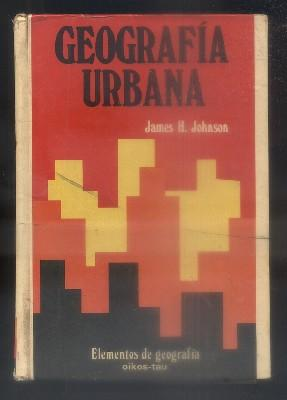 GEOGRAFIA URBANA.: H. JOHNSON, JAMES.