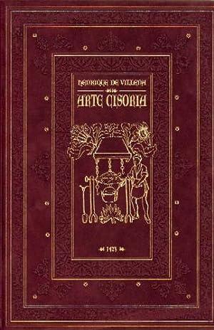 ARTE CISORIA. TRATADO DEL ARTE DE CORTAR: DE VILLENA, HENRIQUE.