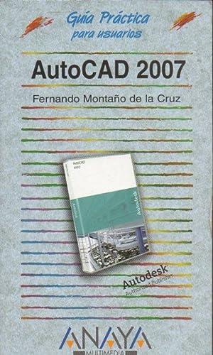 AUTOCAD 2007: MONTAÑO DE LA