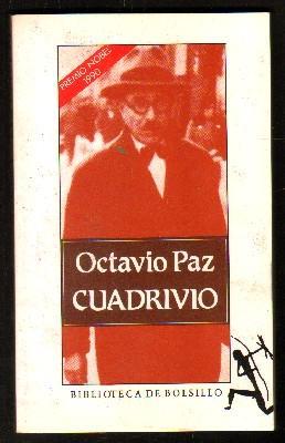 CUADRIVIO. (DARIO, LOPEZ VELARDE, PESSOA - CERNUDA).: PAZ, OCTAVIO.