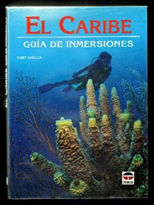 EL CARIBE. GUIA DE INMERSIONES.: AMSLER, KURT.