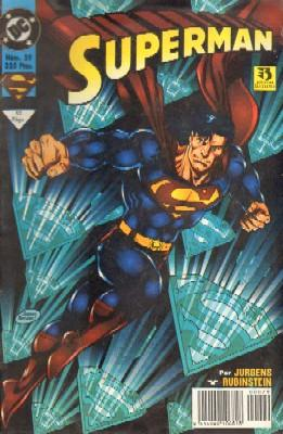 SUPERMAN DC Nº 29