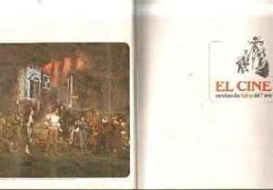 EL CINE. ENCICLOPEDIA SALVAT DEL SEPTIMO ARTE (11 TOMOS): VV.AA