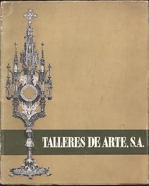 TALLERES DE ARTE, S.A.: DE BETANCOURT, AGUSTIN.