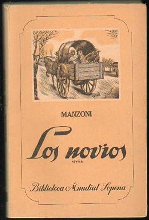 LOS NOVIOS (I PROMESSI SPOSI): MANZONI