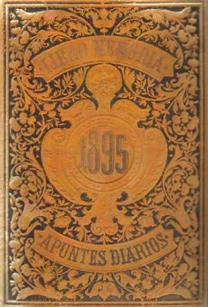LIBRO MEMORIA 1895. AGENDA DIETARIO O LIBRO MEMORIA PARA APUNTES DIARIOS: VV. AA.