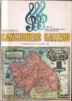 CANCIONERO GALLEGO. 2 TOMOS.