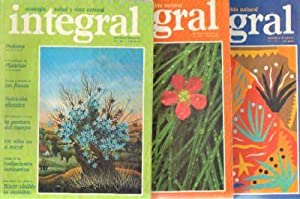 REVISTA INTEGRAL. ECOLOGIA, SALUD Y VIDA NATURAL
