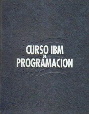 CURSO IBM DE PROGRAMACION (5 TOMOS): VV. AA.