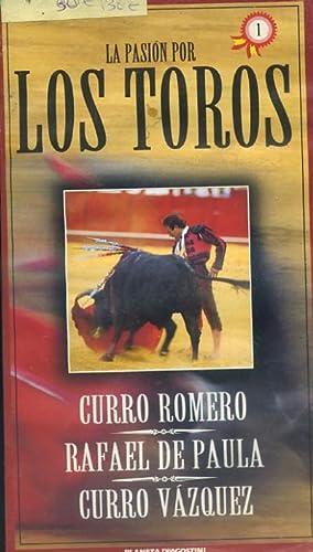 LA PASION POR LOS TOROS (13 VHS): VV. AA.
