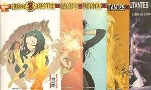 NUEVOS MUTANTES. MARVEL. PANINI COMICS: DEFILIPPIS, WEIR, GRANT, STULL