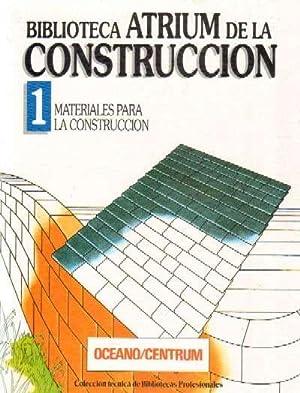 BIBLIOTECA ATRIUM DE LA CONSTRUCCION (6 TOMOS): VV. AA.