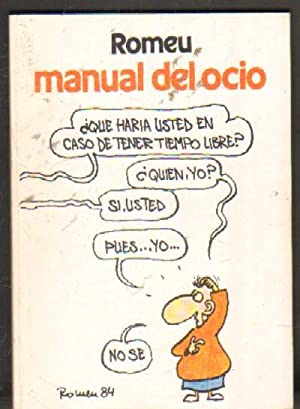 MANUAL DEL OCIO ROMEU