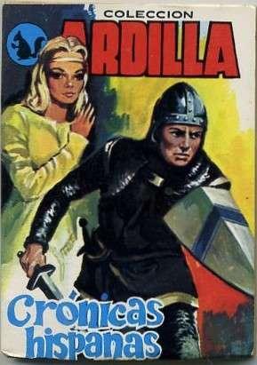 CRONICAS HISPANAS. COLECCIÓN ARDILLA Nº 235: HERNANDEZ DE LA TORRE, JOSE MARIA