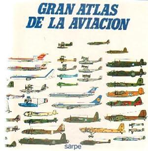 GRAN ATLAS DE LA AVIACION (4 TOMOS): VV. AA.
